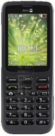 DORO 5516 image on imei.info
