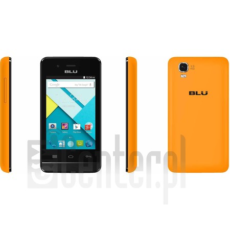 BLU Dash 3.5 CE D350 image on imei.info