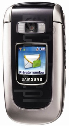 SAMSUNG D730 image on imei.info
