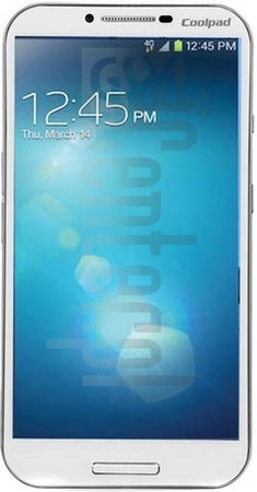 CoolPAD 8971 image on imei.info