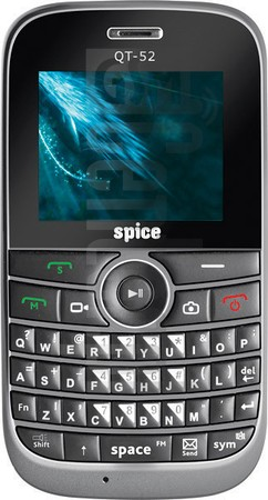 SPICE QT-52 image on imei.info