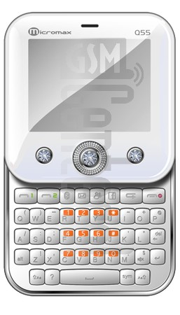 MICROMAX Q55 Bling image on imei.info