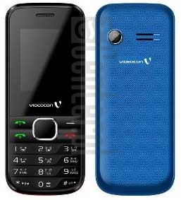 VIDEOCON V1391 image on imei.info