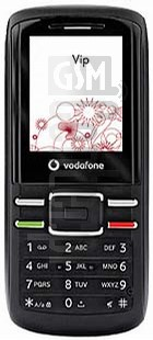 VODAFONE 231 image on imei.info