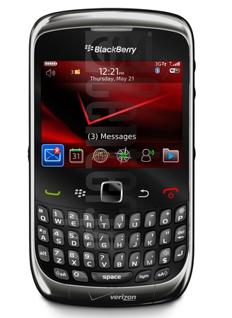 BLACKBERRY 9330 Curve 3G image on imei.info