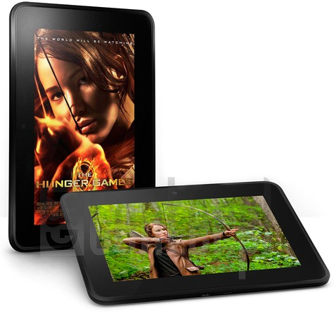 AMAZON Kindle Fire HD image on imei.info