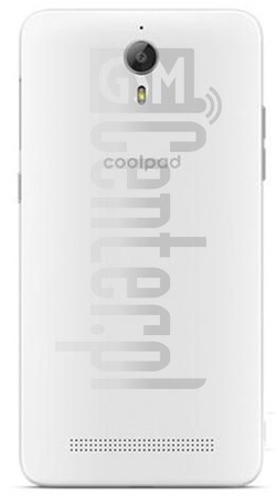 CoolPAD 7722 image on imei.info