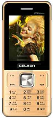 CELKON C770 Returns image on imei.info