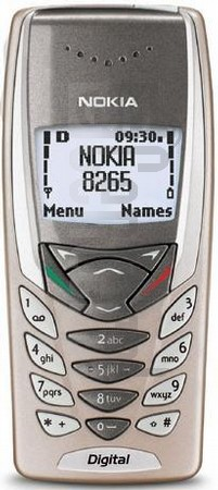 NOKIA 8265i image on imei.info
