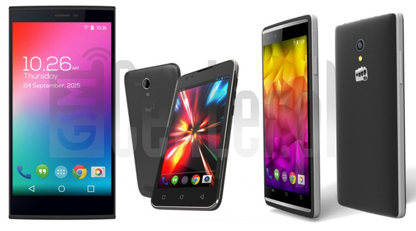 MICROMAX Canvas Fire 4G Q411 image on imei.info