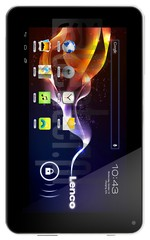 LENCO Tab 4 Two 70 image on imei.info