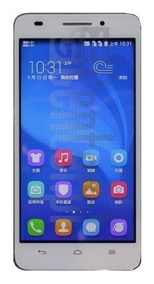 HUAWEI Honor 4 Play image on imei.info