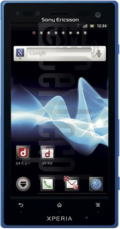 SONY Xperia Acro HD IS12 SO-03D  image on imei.info