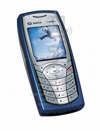 SAGEM MY X5-2 image on imei.info