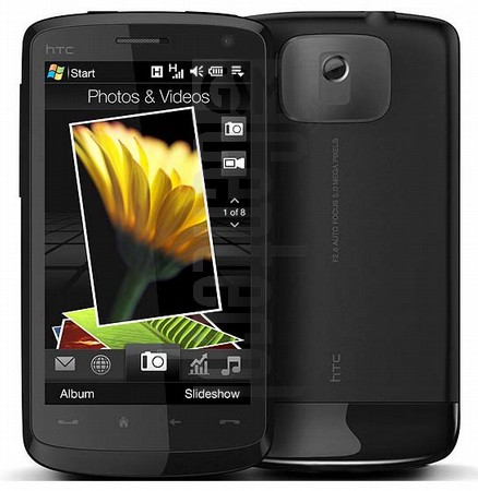 HTC Touch HD (HTC Blackstone) image on imei.info