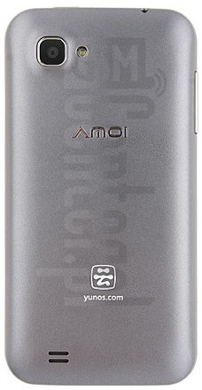 AMOI N850 image on imei.info