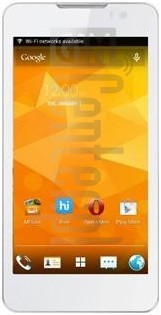 MICROMAX EG116 Canvas Blaze HD image on imei.info