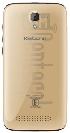 KARBONN Alfa A91 Champ image on imei.info