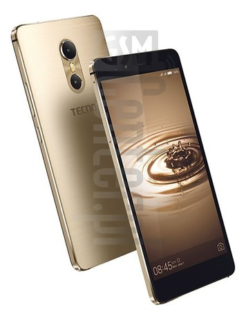 TECNO Phantom 6 image on imei.info