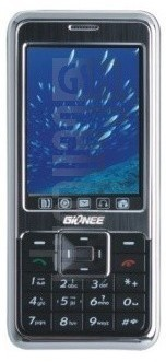 GIONEE A286 image on imei.info