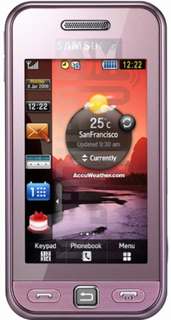 SAMSUNG S5230R Rose image on imei.info