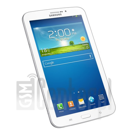 SAMSUNG T211 Galaxy Tab 3 70 Specification