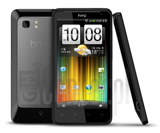 HTC Raider 4G image on imei.info