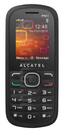 ALCATEL OT-317D image on imei.info