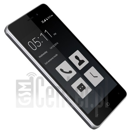 LEAGOO Z3C image on imei.info