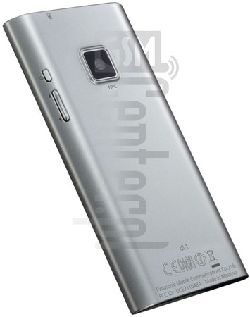 PANASONIC ELUGA DL1 image on imei.info