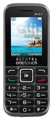 ALCATEL 1042X image on imei.info