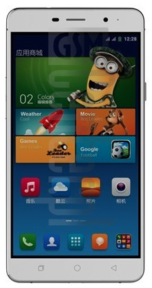 CoolPAD Y72-921 image on imei.info