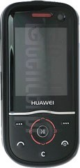 IMEI Check HUAWEI U3310 on imei.info