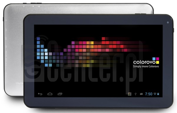 "COLOROVO CityTab Lite 10"" image on imei.info"