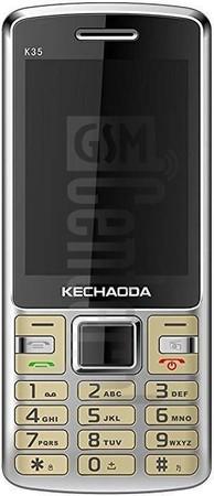 KECHAO Kechaoda K35 Specification - IMEI info