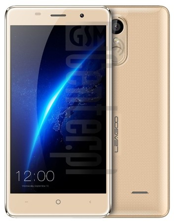 LEAGOO M5 3G image on imei.info