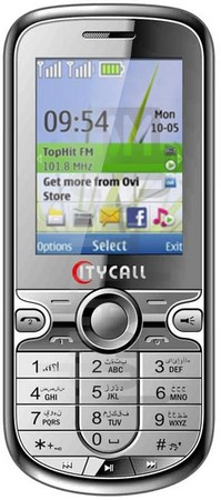 CITYCALL M92 image on imei.info
