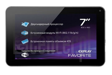 "EXPLAY Favourite 7"" image on imei.info"