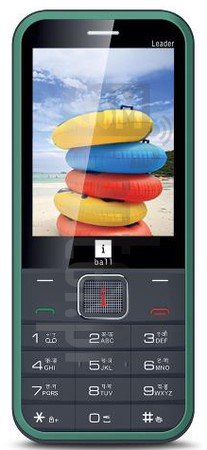 iBALL Leader 2.8H image on imei.info