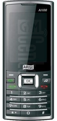 ARISE A-1100 image on imei.info