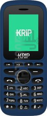 IMEI Check KRIP K1 on imei.info