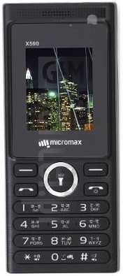 MICROMAX X590 image on imei.info