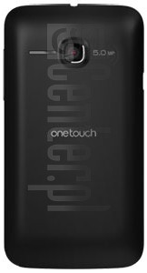 ALCATEL OT-5020A image on imei.info