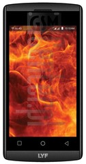LYF Flame 7 image on imei.info
