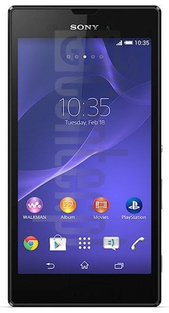 SONY Xperia T3 D5106 image on imei.info
