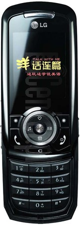LG KG238 image on imei.info