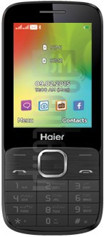 HAIER H210 image on imei.info
