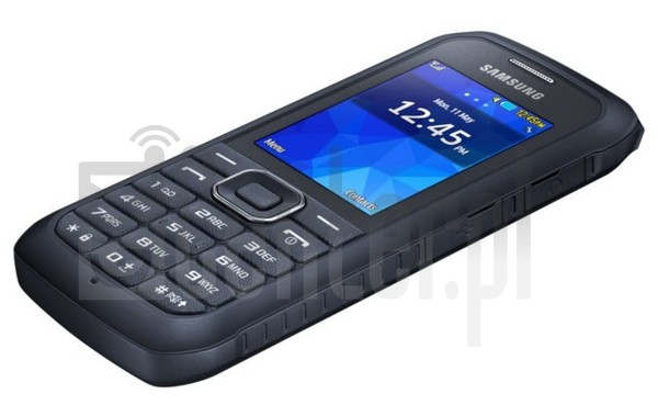 SAMSUNG B550 XCOVER image on imei.info