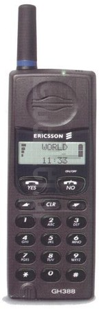 ERICSSON GH388 image on imei.info