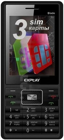 EXPLAY Blade image on imei.info